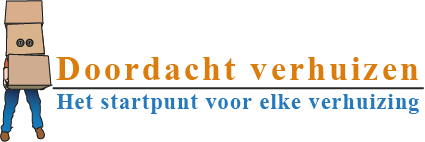 Doordacht verhuizen logo
