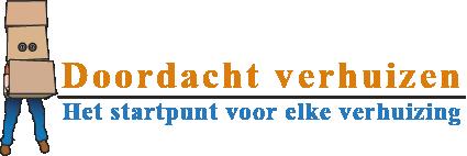 Doordacht verhuizen logo